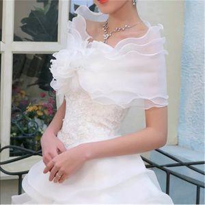 Dainty Wedding Shawl